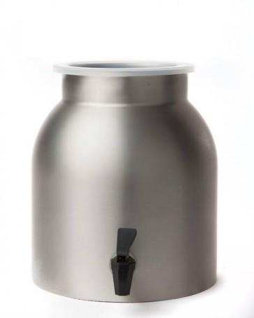 Stainless Steel Vinegar Crock