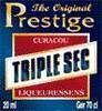 Prestige Cordial Essence - Triple Sec