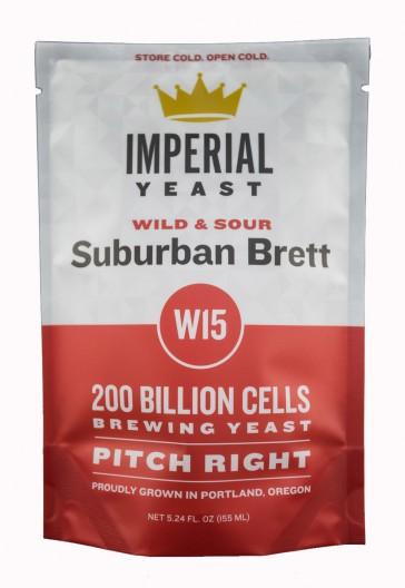 Imperial Yeast: W15 Suburban Brett