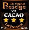 Prestige Cordial Essence - White Cacao