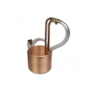 Coldbreak 25` Compact Copper Immersion Chiller