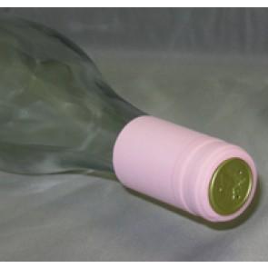 Pink PVC Capsule