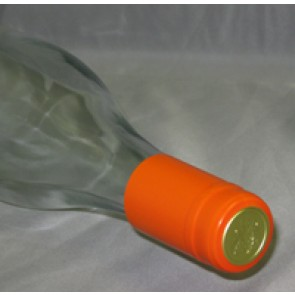 PVC Capsules - orange