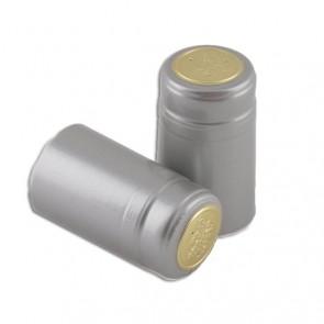 PVC Capsules - Silver