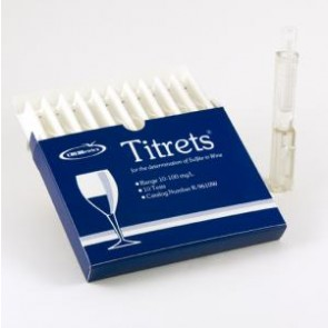 Titrets SO2 Test Kit