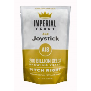 Imperial Yeast: A18 Joystick