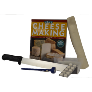 Deluxe Artisan Cheese Making Kit