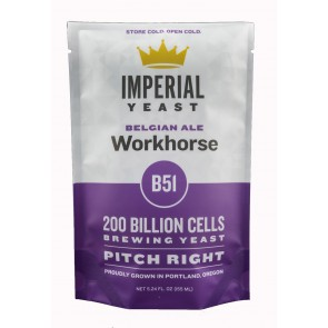 Imperial Yeast: B51 Workhorse
