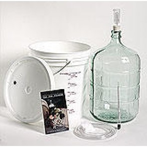 Weekend Vintner Winemaking Equipment Kit