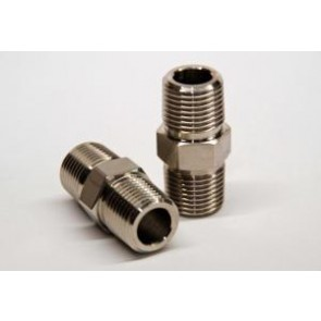 "Blichmann Hex Nipple Connector with 1/2""  Pipe Thread"