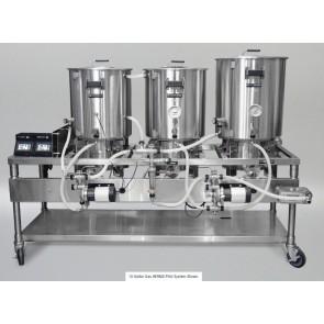 Blichmann Gas Turnkey Horizontal Herms Brew System