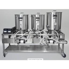 Blichmann Gas Turnkey Horizontal Rims Brew System