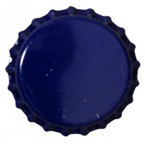 Blue Oxygen Barrier Cap
