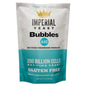 Imperial Yeast: A40 Bubbles