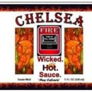 Chelsea Fire Hot Sauce