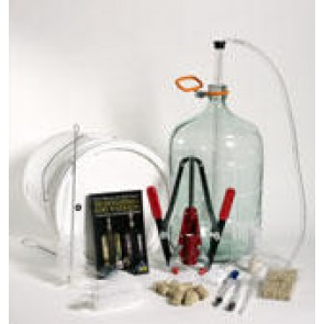 Complete Winemaking Equipment kit