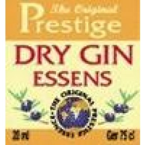 Prestige Cordial Essence - English Dry Gin (similar to Gordons Dry Gin)