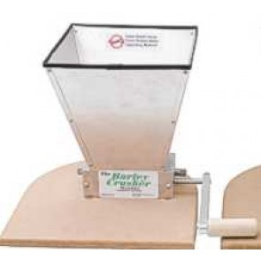 Barley Crusher Malt Mill w/ 7lb. Hopper