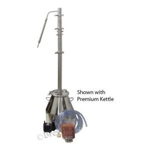 Pro Series II Essential Oil Extractor With Premium Kettle