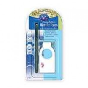 Bottle Tags - Reusable Tags (20 count) & Pen