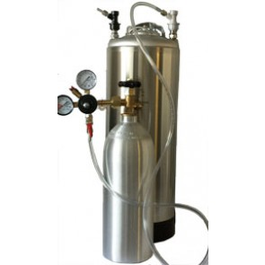 Ball Lock Keg System with Picnic Tap
