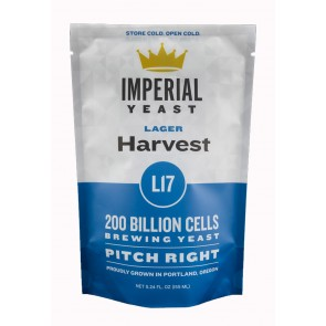 Imperial Yeast: L17 Harvest