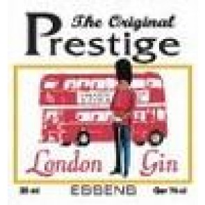 Prestige Cordial Essence - London Gin (Beefeater Gin)