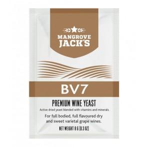 Mangrove Jack's Wine Yeast - BV