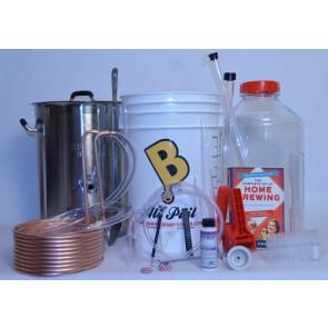 Ultimate Homebrewing Starter Kit