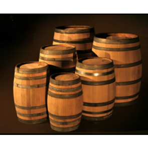 French Oak Recoopered Barrels