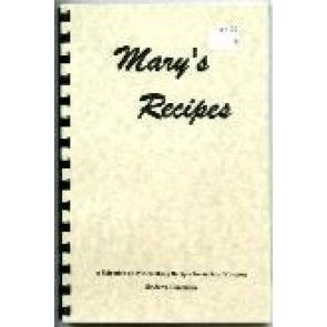 Mary`s Recipes
