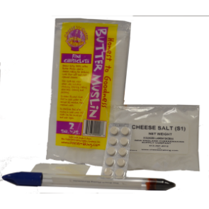 Our Artisan Mozzarella & Ricotta Cheese Making Kit
