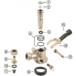 Perlick Sanke Replacement Parts
