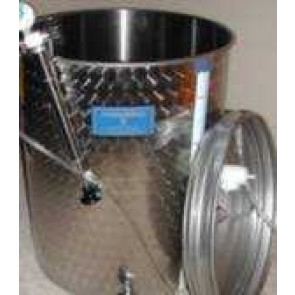 Variable Capacity Wine Fermentor
