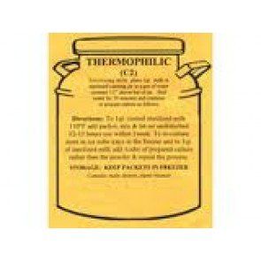 Thermophilic culture