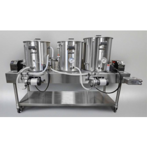 Blichmann Electric Turnkey Horizontal Herms Brew System