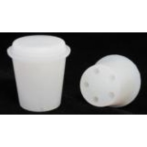 Silicone Vented Bung for Carboys