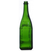 Champagne Bottles - Green 750ml (Case of 12)