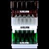 FastRack Bottle Drainer System  for 12 oz. Beer Bottles