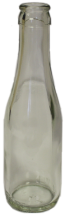 187ml Half-Split Champagne Bottles