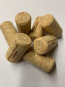 Agglomerated corks