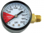 High Pressure Gauge right Hand Thread