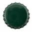 Green Oxygen Barrier Crown Caps