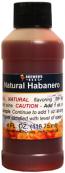 Natural Habanero Flavoring