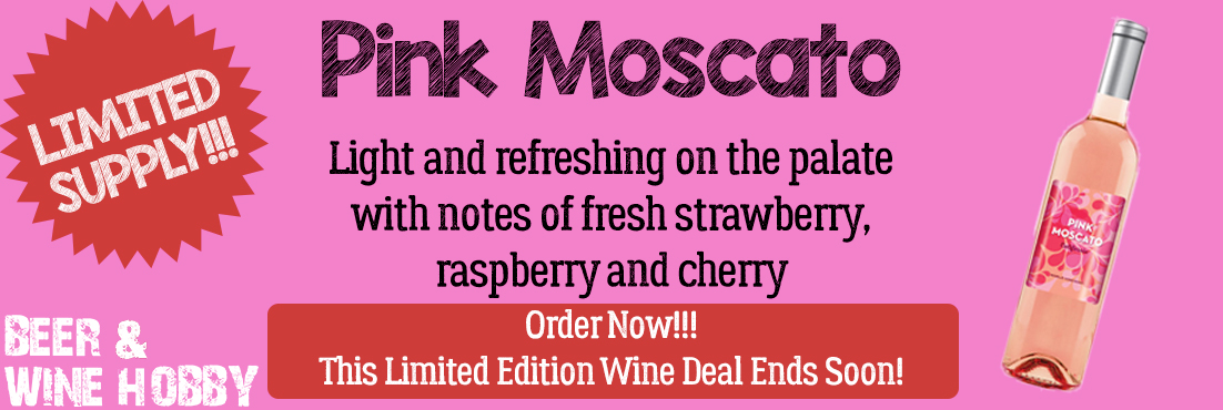 Pink Moscato is here