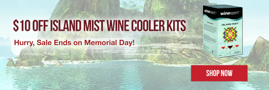 Island Mist Wine Kit Sale